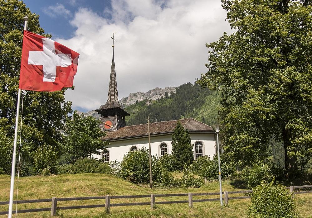 Schweiz Lötschental