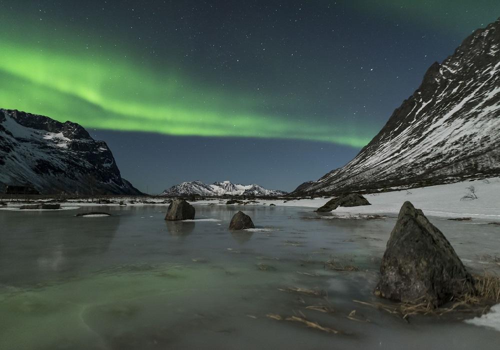 Norwegen – Skibotn und Strand von Kvaløya – Teil 3